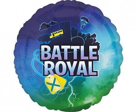 Balon foliowy Battle Royal