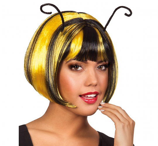 """Peruka """"Honeybee"""", pszczółka"""