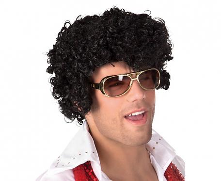 """Peruka """"Elvis"""", czarna"""