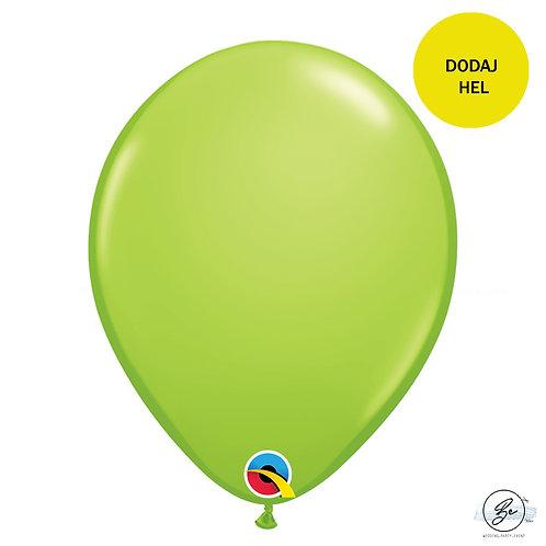 """Balon QL 11"""", pastel pistacjowy"""