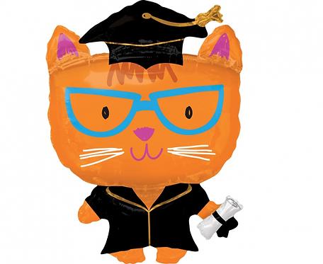 Balon foliow - Grad Cat