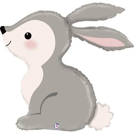 Balon Grabo 36'' Woodland Bunny Królik