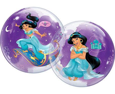 Balon foliowy 22 cale QL Disney Princess Jasmine
