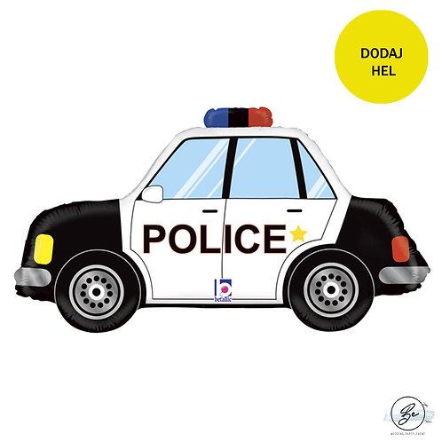 Balon Grabo 34'' Police-Car