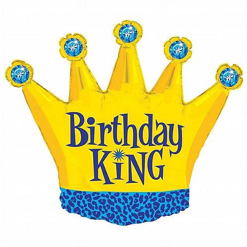 Balon 36'' Birthday King