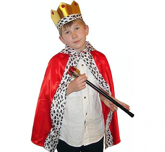"""Strój dla dzieci """"Król"""""""