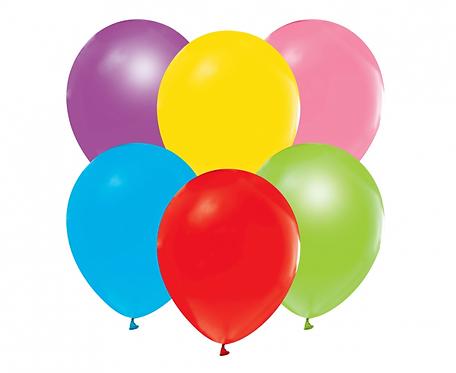"Balony Beauty&Charm, pastelowe mix 12""/ 50 szt."