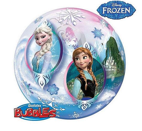 """Balon foliowy 22"""" QL Bubble Poj.""""Frozen"""""""