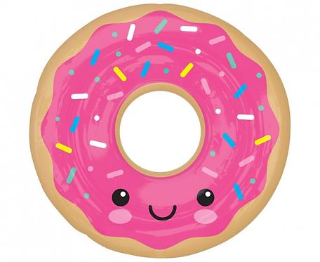 Balon foliowy Donut