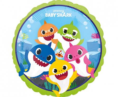 Balon foliowy Baby Shark