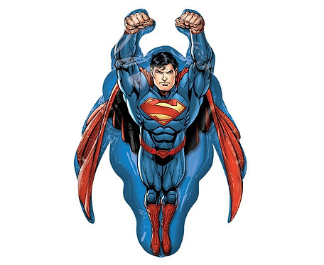 "Balon foliowy 36"" SHP - Superman"