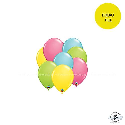 Bukiet balonowy Candy Bar 8 szt