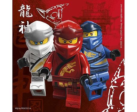Serwetki papierowe Lego Ninjago, 33x33 cm, 16 szt.