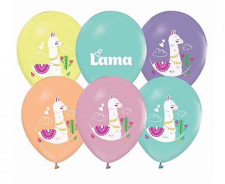 """Balony Lamy, 12""""/ 5 szt."""