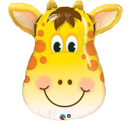 Balon żyrafa, sklep z balonami, balony wrocław