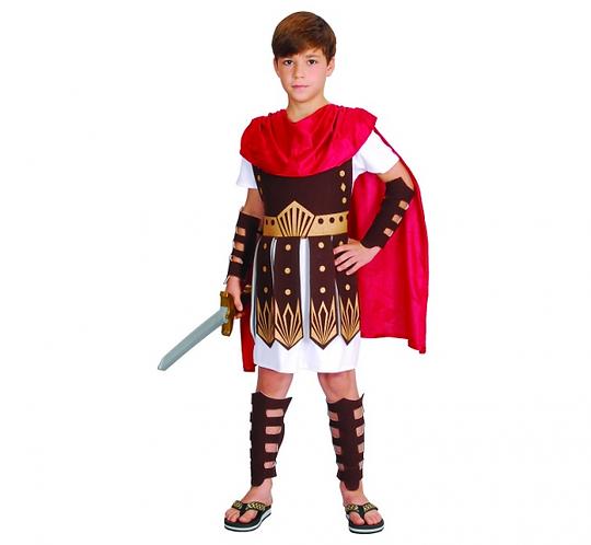 Strój dla dzieci Gladiator, rozm. 120/130 cm