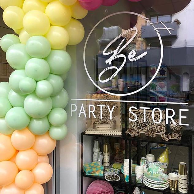 Party Store od Be Art - nowa odsłona nas