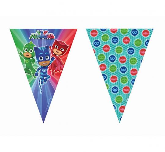 """Banner """"PJ Mask"""", flagi"""