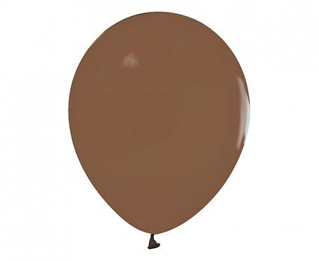 """Balony Beauty&Charm, pastelowe czekoladowe 12""""/ 50 szt."""