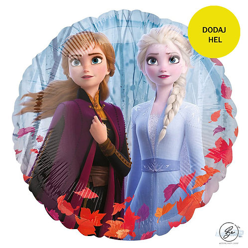Balon foliowy 18 cali CIR - Frozen 2
