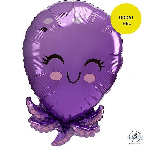 Balon Anagram Hunior Shape Octopus