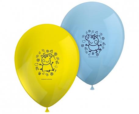 Balony 11 cali Peppa Pig