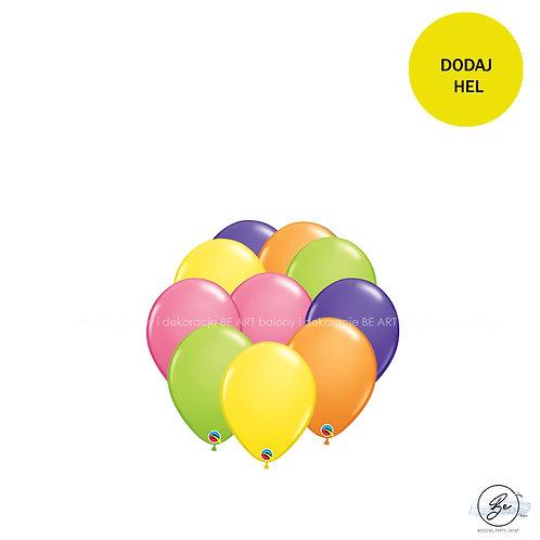Bukiet balonowy Jungle Mix 10 sz
