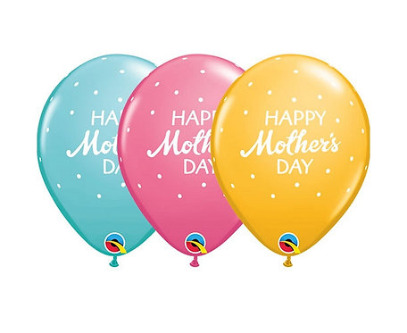 Balon 11 cali QL RND Mother's Day
