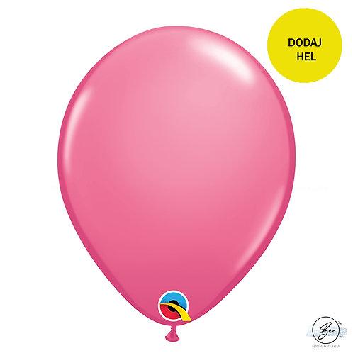"Balon QL 11"", pastel różowy"