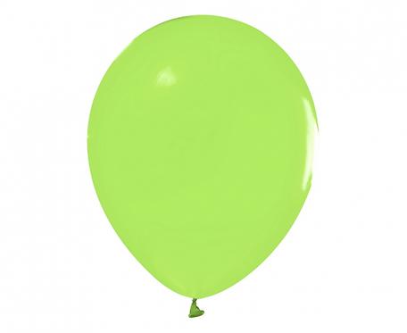 """Balony Beauty&Charm, pastelowe pistacjowe 12""""/ 10 szt."""