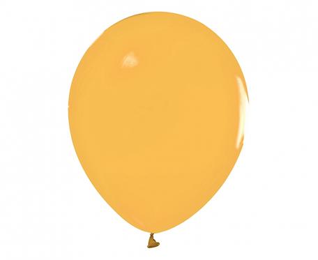 """Balony Beauty&Charm, pastelowe bursztynowe 12""""/ 50 szt."""