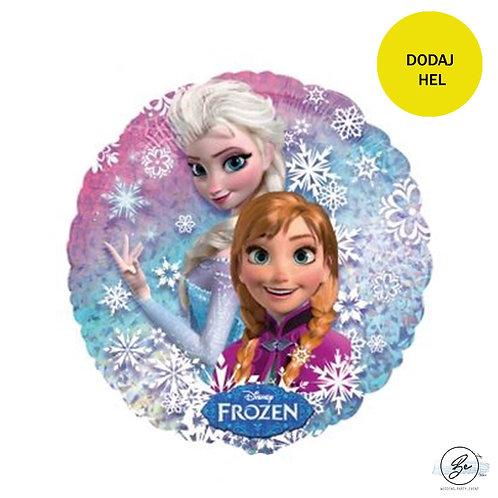 "Balon foliowy 18"" CIR - ""Frozen"""