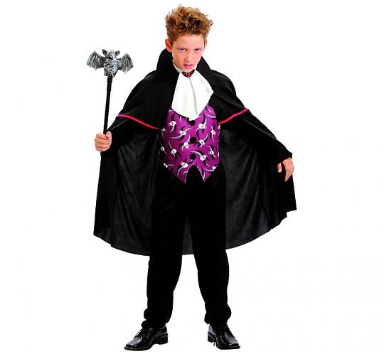 """Strój dla dzieci """"Gotycki wampir"""" rozm.130/140 cm"""
