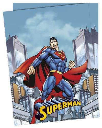 Obrus Superman, 120x180 cm