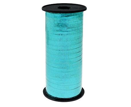 Tasiemka holograficzna jasnoniebieska, 100y (92 m)