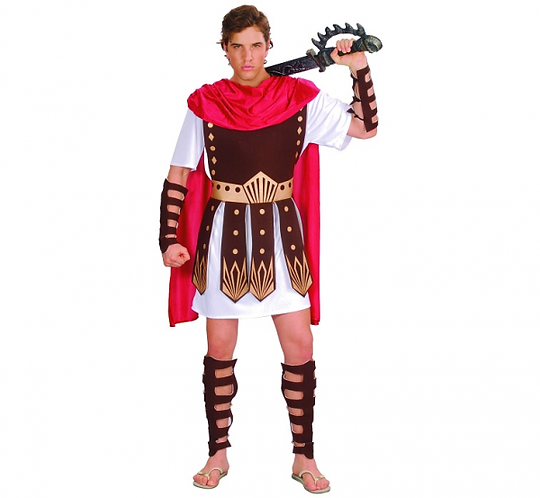 Strój dla dorosłych Gladiator S/M