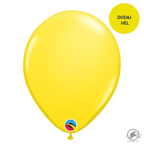 "Balon QL 11"", pastel żółty"