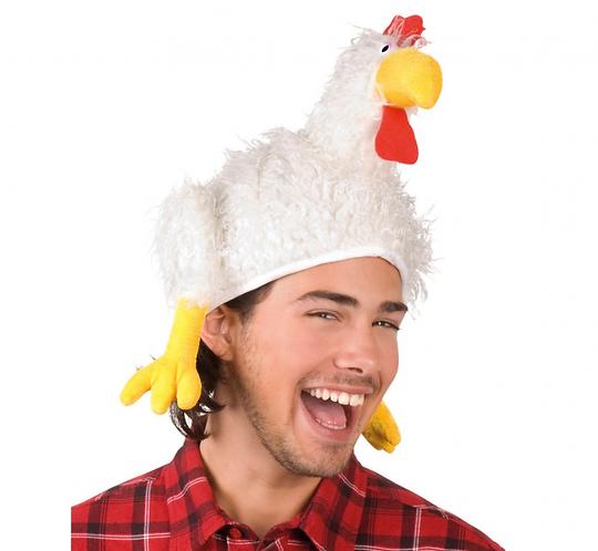 Czapka Kurczak