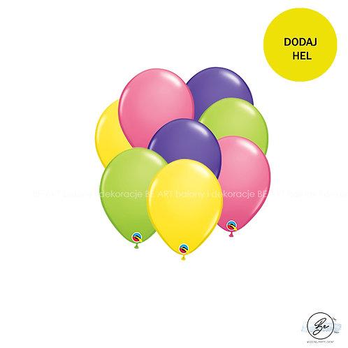 Bukiet balonowy Candy Crash 8 szt