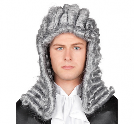 """Peruka """"Brytyjski Sąd"""""""