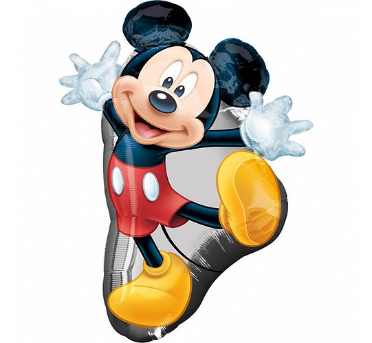 """Balon foliowy 36"""" SHP - """"Micky Mouse"""""""
