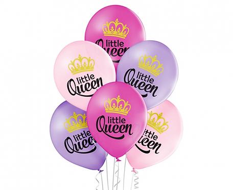 Bukiet  Little Queen, 6 szt.