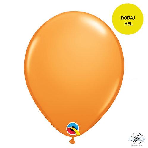 """Balon QL 11"""", pastel pomarańczowy"""