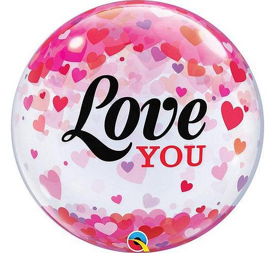 balony na walentynki wrocław, balony z helem wrocław