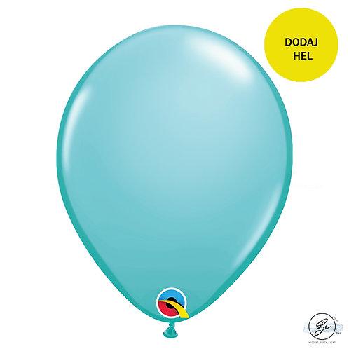 "Balon QL 11"", pastel błękit karaibski"