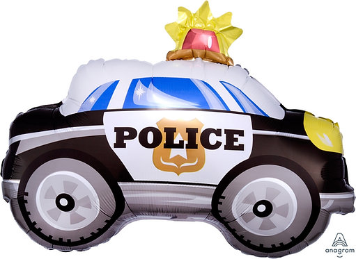 """Balon foliowy 24"""" SHP """"Police Car"""""""