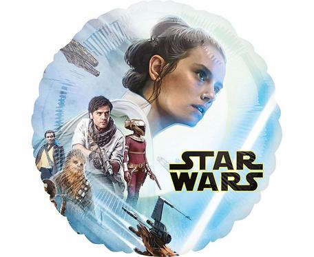 Balon foliowy 18 cali CIR - Star Wars Skywalker