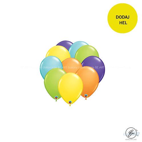 Bukiet balonowy Sweet Mix 10 sz