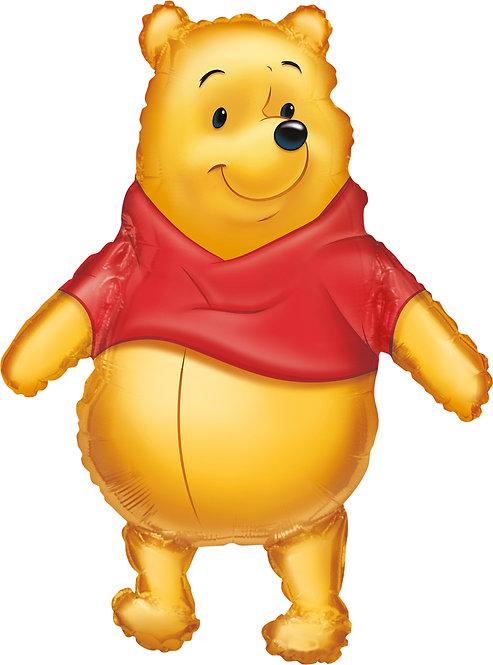"Balon foliowy  ""Big As Life Pooh"""