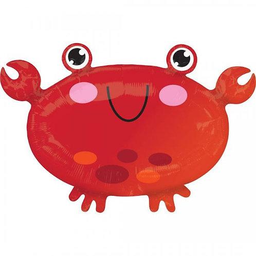Balon Anagram 55 x 38 cm Junior Shape Crab